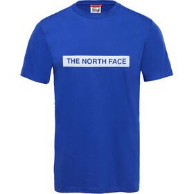 The North Face Light Kurzarm T-Shirt Herren lapsis blue